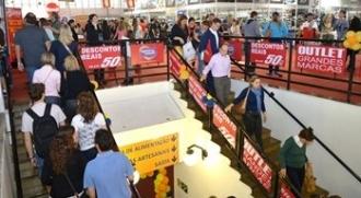 Feira da Loucura por Sapatos recebeu mais de 90 mil visitantes